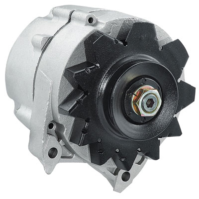 Alternator, 1965-69 Corvair, 47-Amp, External Regulator, Remanufactured