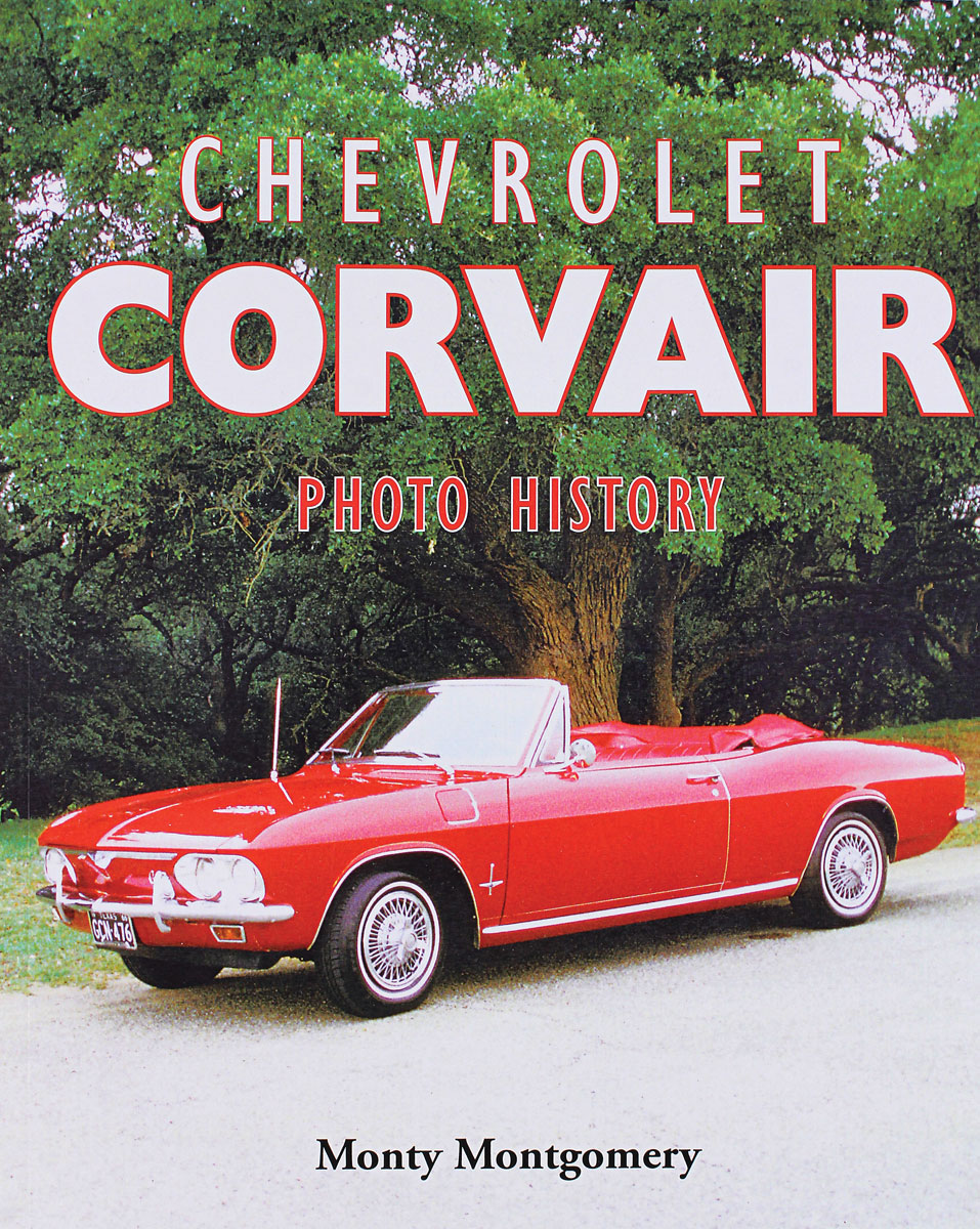 Book, Chevrolet Corvair Photo History