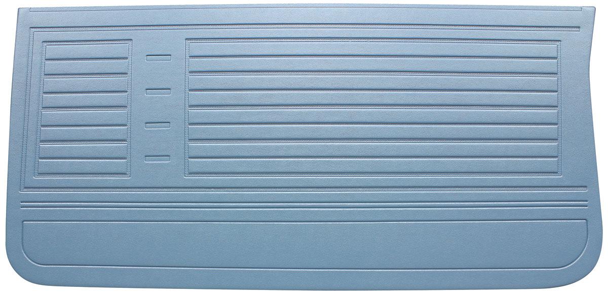 Door Panels, 1967 Chevelle/Beaumont, Coupe/Convertible, El Camino Front DI