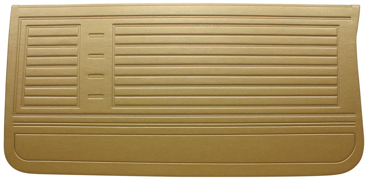 Door Panels, 1967 Chevelle/Beaumont, Coupe/Convertible, El Camino Front PUI