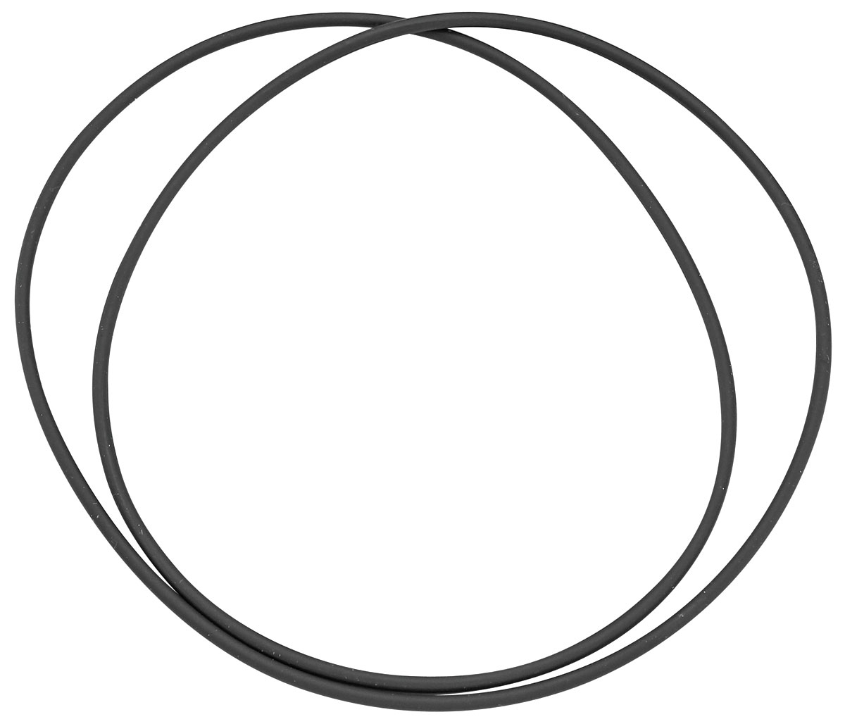 Gasket, Diff Cover, 2004-06 Cadillac XLR, Front
