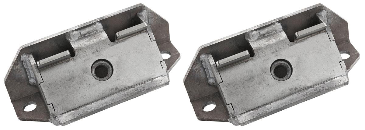 Motor Mount, Solid Steel, 1961-64 Pontiac