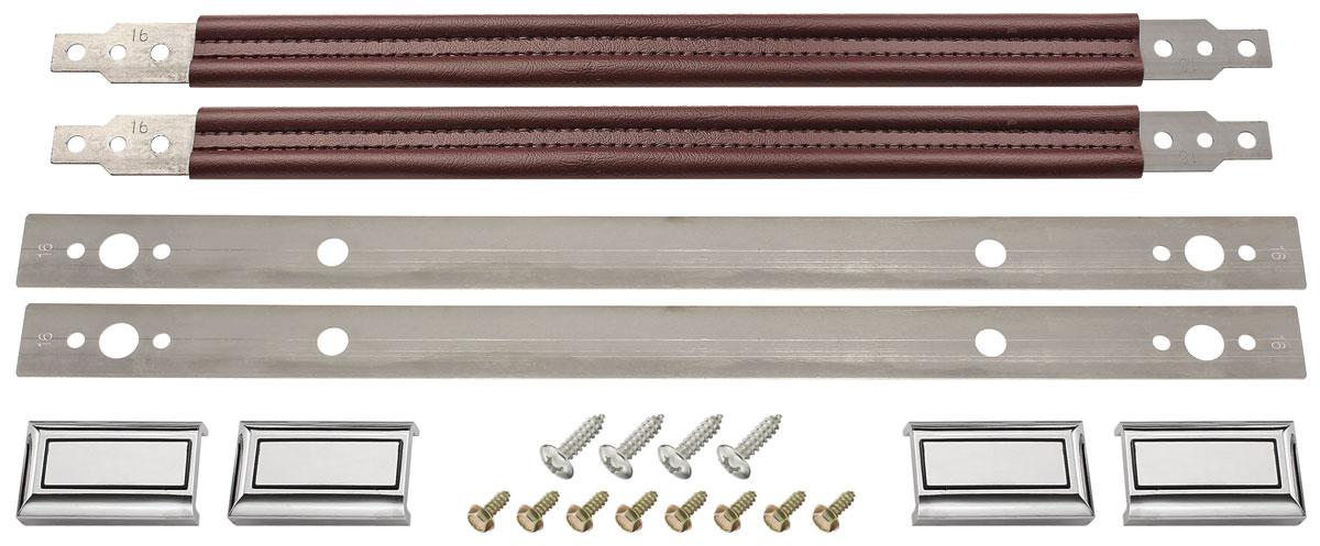 Pull Straps, 78-88 G-Body, Door Panel, 16