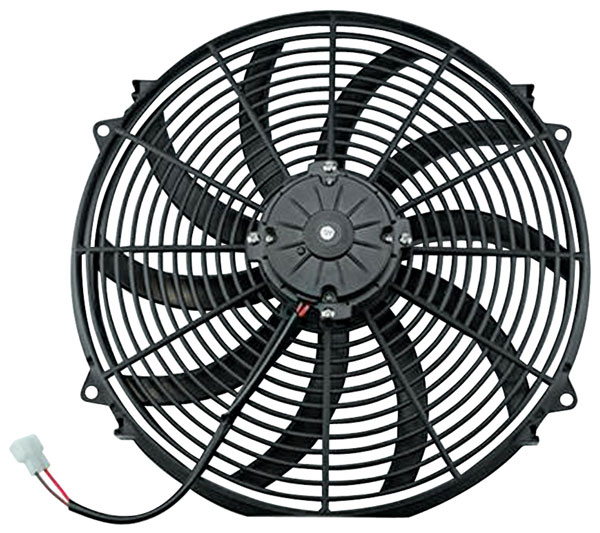 "Fan, Cold Case S-Blade, 12"", 1400 CFM"