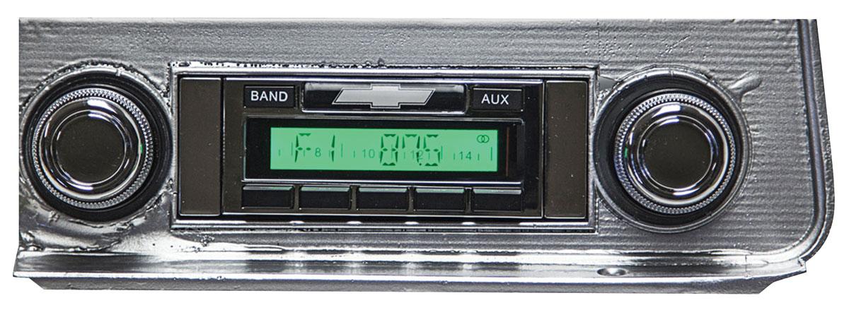 Stereo, USA-230, 1964 Chevelle/El Camino