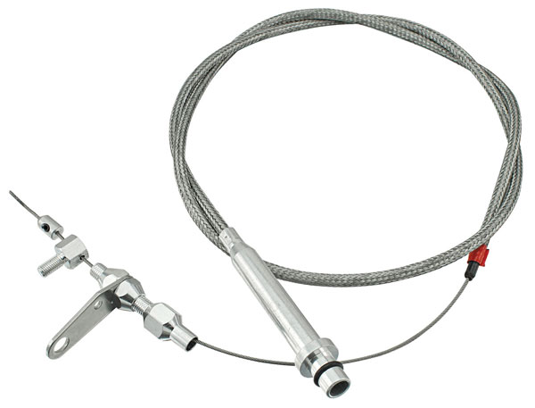Kickdown Cable Set, GM 700-R4 Tuned-Port