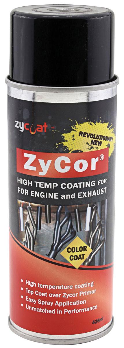 Paint, ZyCor High Temp, Color Coat, 13oz Aerosol Spray