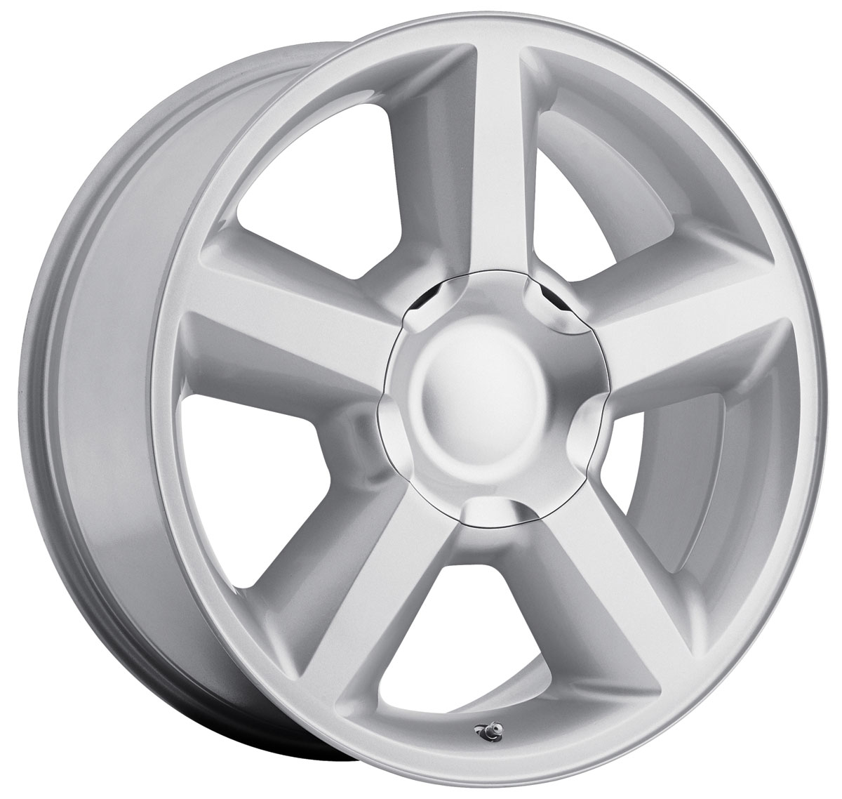 Wheel, Factory Reproduction, Escalade, SRS 31, 20X8.5 6X5.5 +30 HB 78.1
