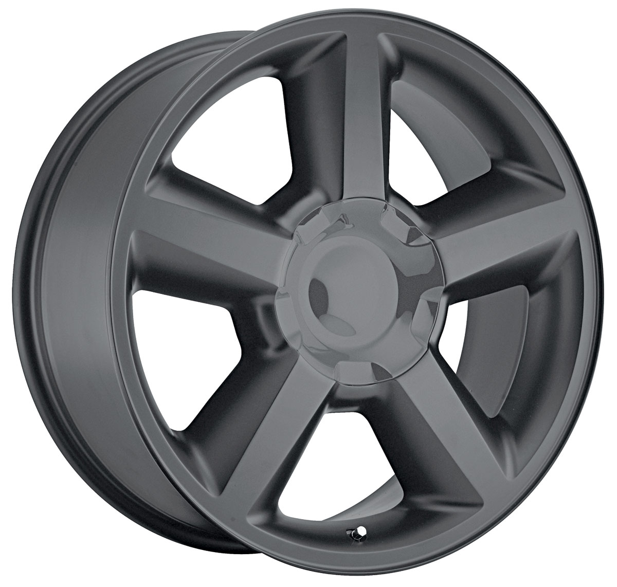 Wheel, Factory Reproduction, Escalade, SRS 31, 22X9 6X5.5 +31 HB 78.1