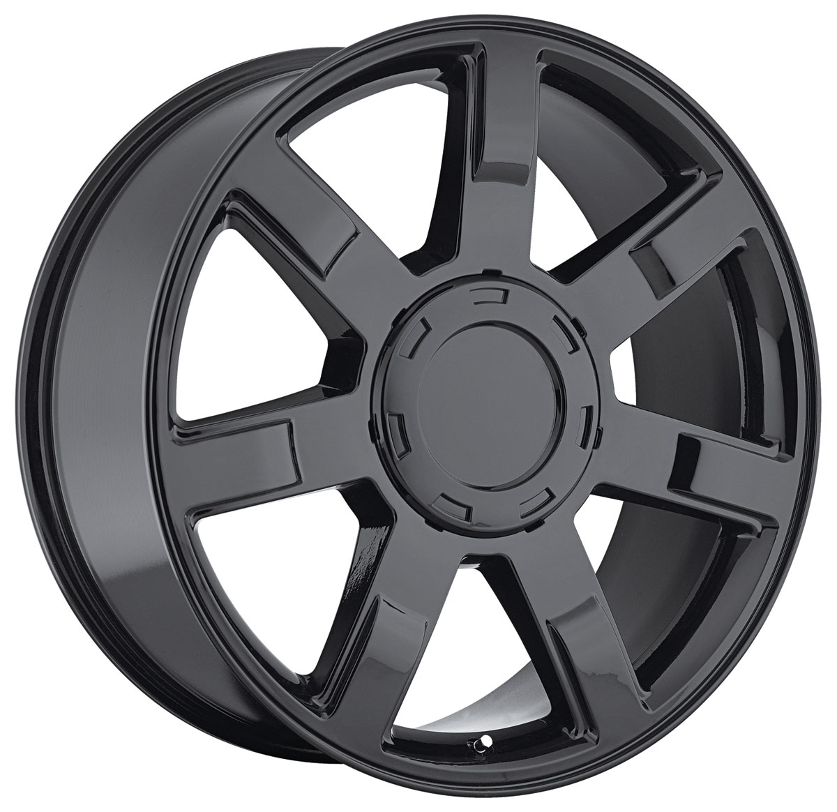 Wheel, Factory Reproduction, Escalade, SRS 36, 22X9 6X5.5 +31 HB 78.1