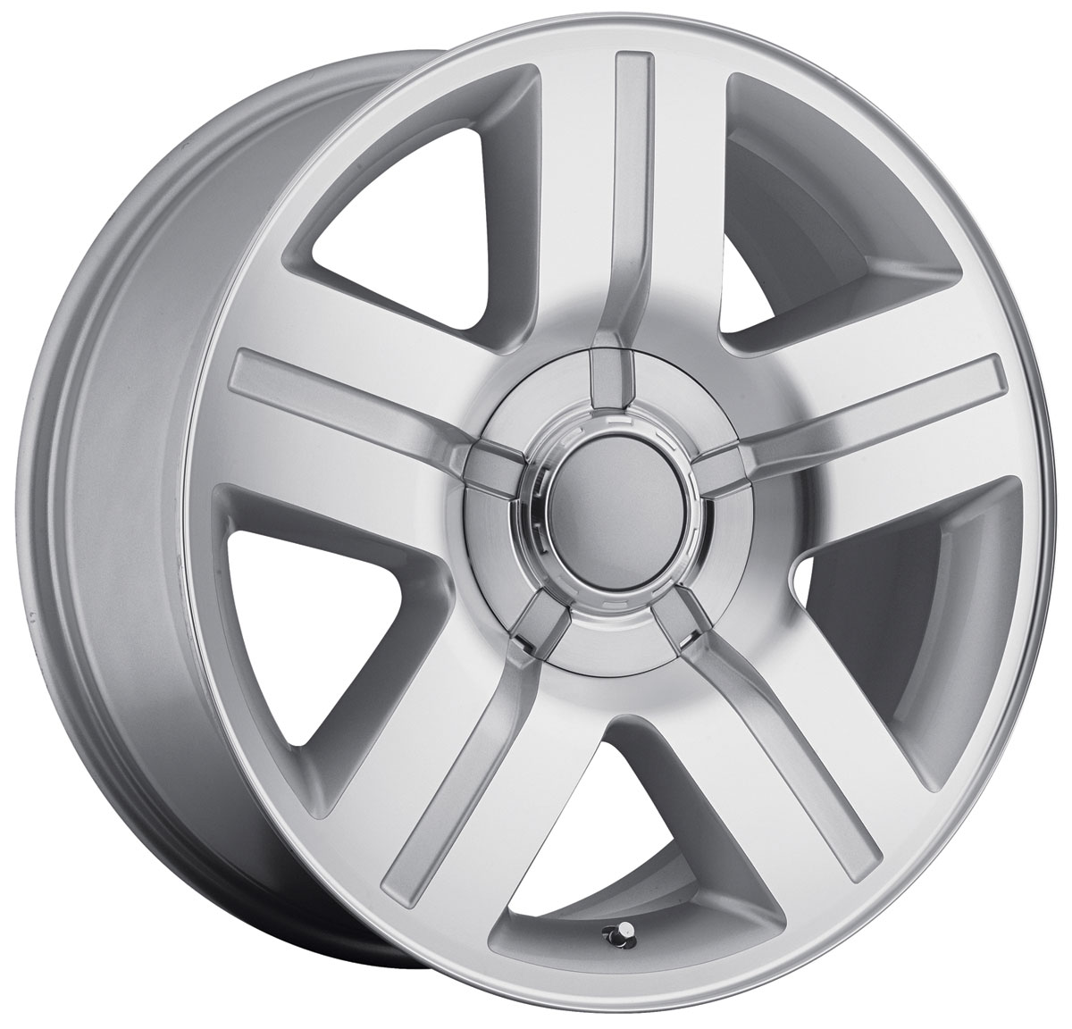 Wheel, Factory Reproduction, Escalade, SRS 37, 26X10 6X5.5 +31 HB 78.1