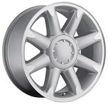 Wheel, Factory Reproduction, Escalade, SRS 38, 20X8.5 6X5.5 +31 HB 78.1