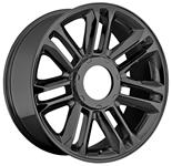 Wheel, Factory Reproduction, Escalade, SRS 39, 22X9 6X5.5 +31 HB 78.1
