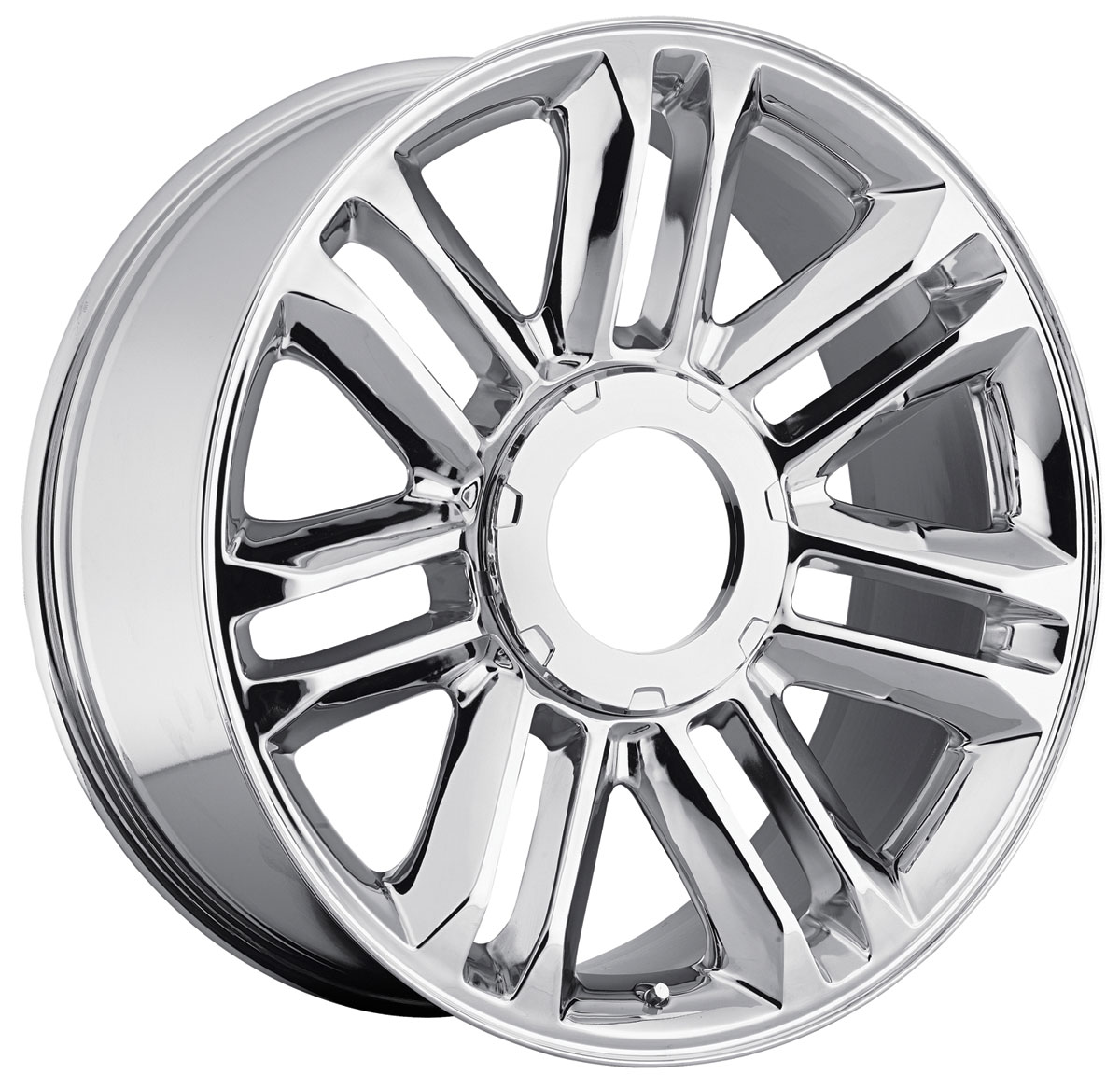 Wheel, Factory Reproduction, Escalade, SRS 39, 24X10 6X5.5 +31 HB 78.1