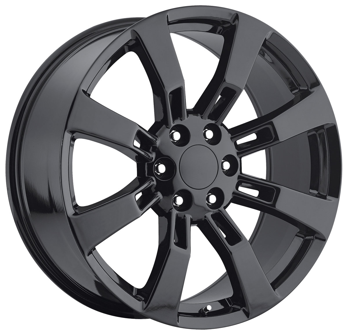 Wheel, Factory Reproduction, Escalade, SRS 40, 20X8.5 6X5.5 +31 HB 78.1