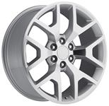 Wheel, Factory Reproduction, Escalade, SRS 44, 22X9 6X5.5 +31 HB 78.1