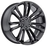Wheel, Factory Reproduction, Escalade, SRS 55, 22X9 6X5.5 +24 HB 78.1