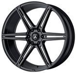 Wheel, Asanti Black Label, ABL-25 ALPHA 6, 1999-2019 Escalade, 24X10