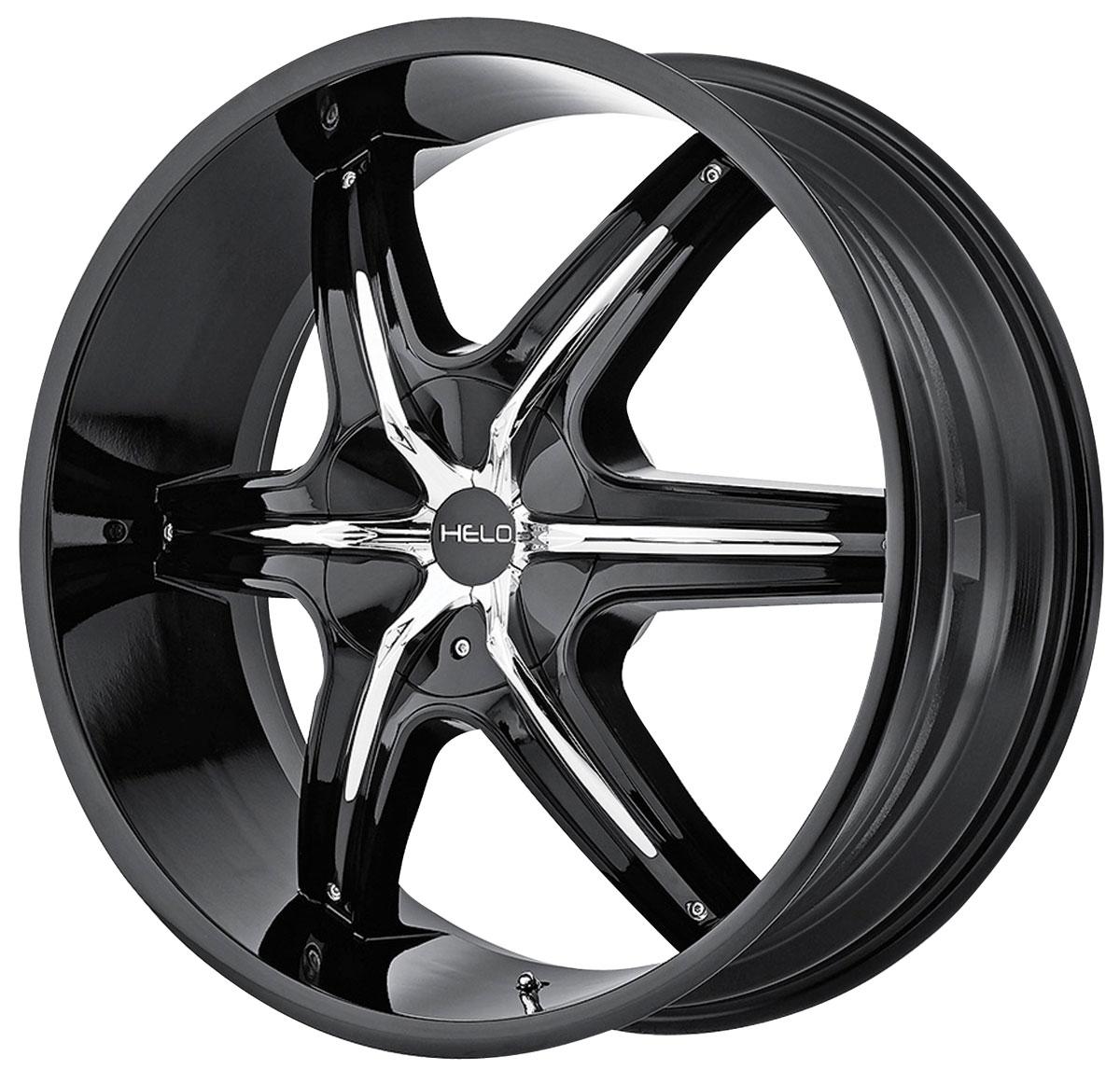 Wheel, Helo, HE891, 1999-2019 Escalade, 24X9