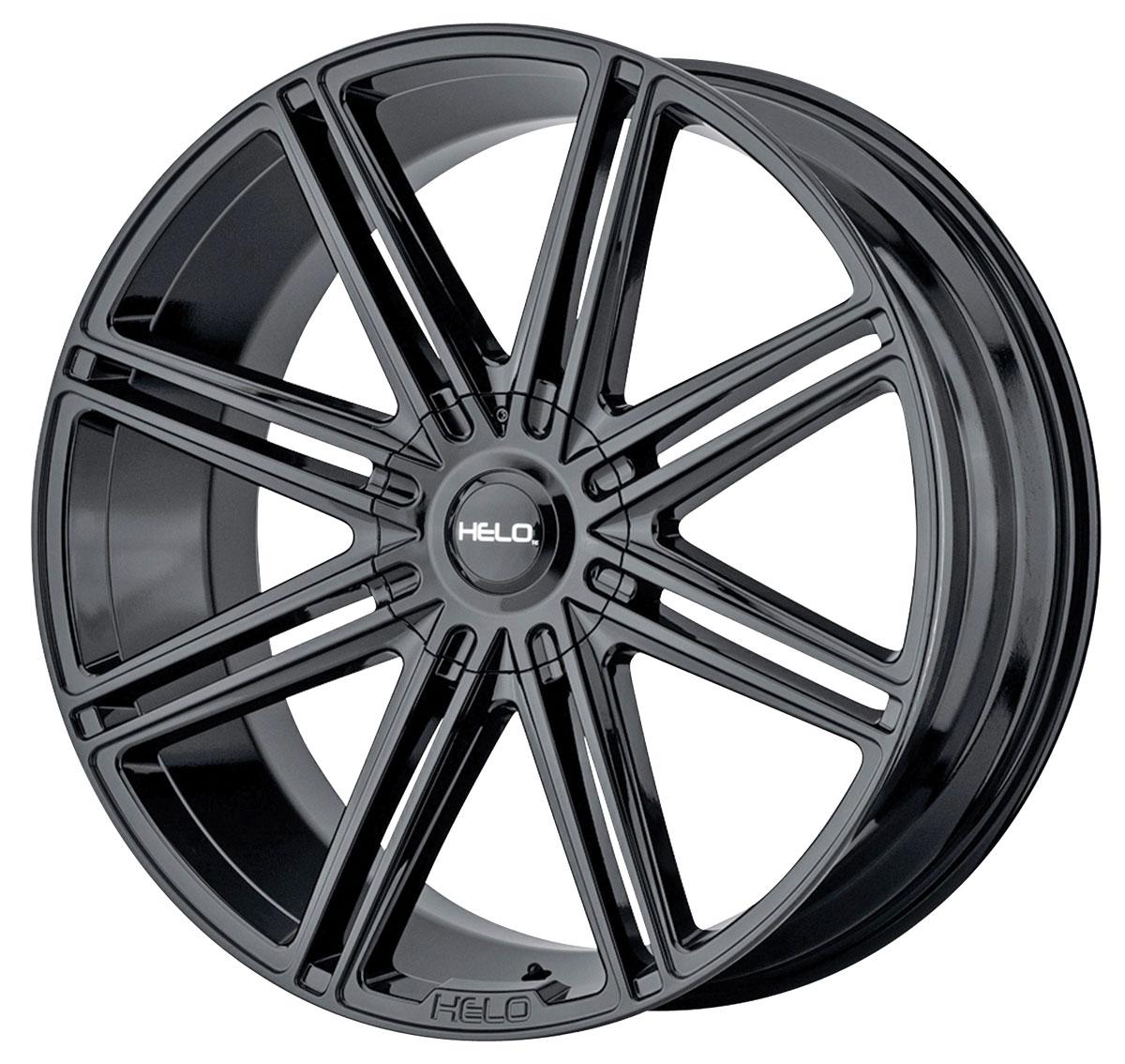 Wheel, Helo, HE913, 1999-2019 Escalade, 22X9.5