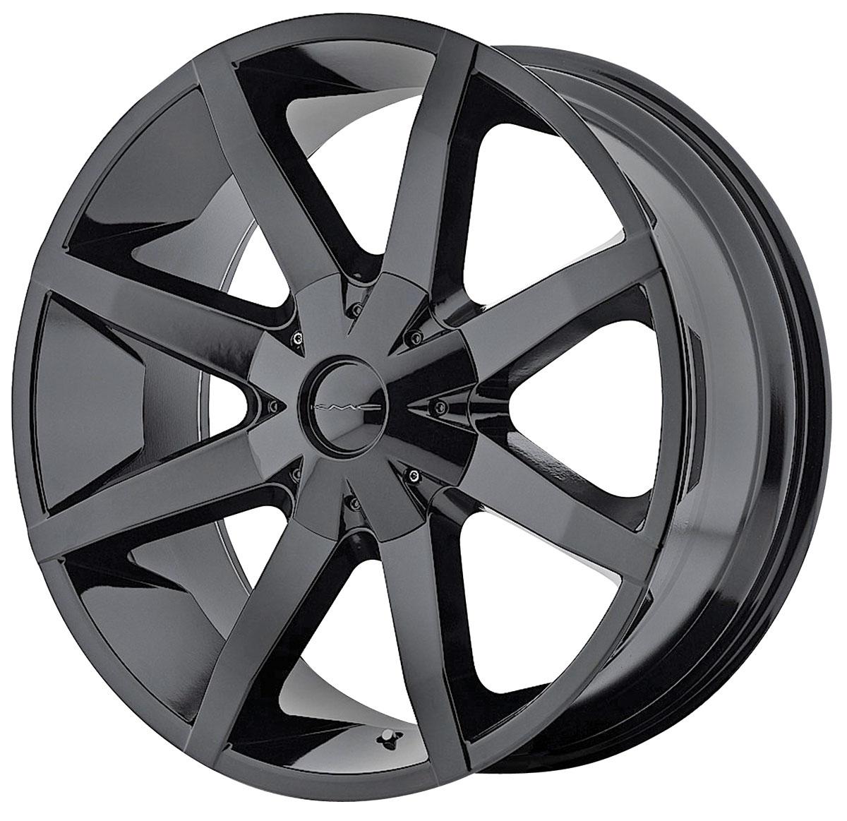 Wheel, KMC, KM651 SLIDE, 1999-2019 Escalade, 24X9.5