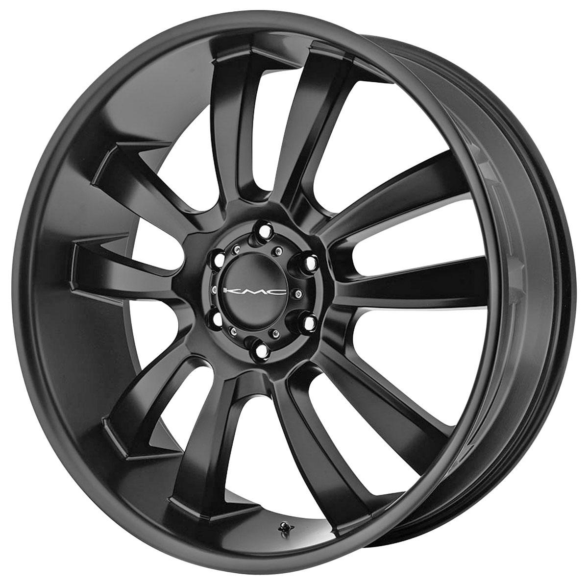 Wheel, KMC, KM673 SKITCH, 1999-2019 Escalade, 22X9
