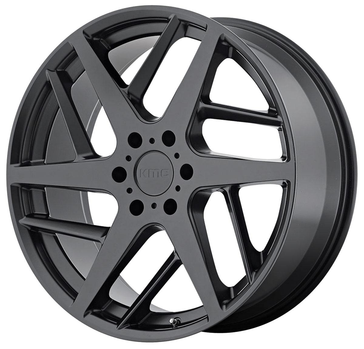 Wheel, KMC, KM699 Two Face, 1999-2019 Escalade, 22X9