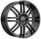 Wheel, KMC, KM714 Regulator, 1999-2019 Escalade, 20X9