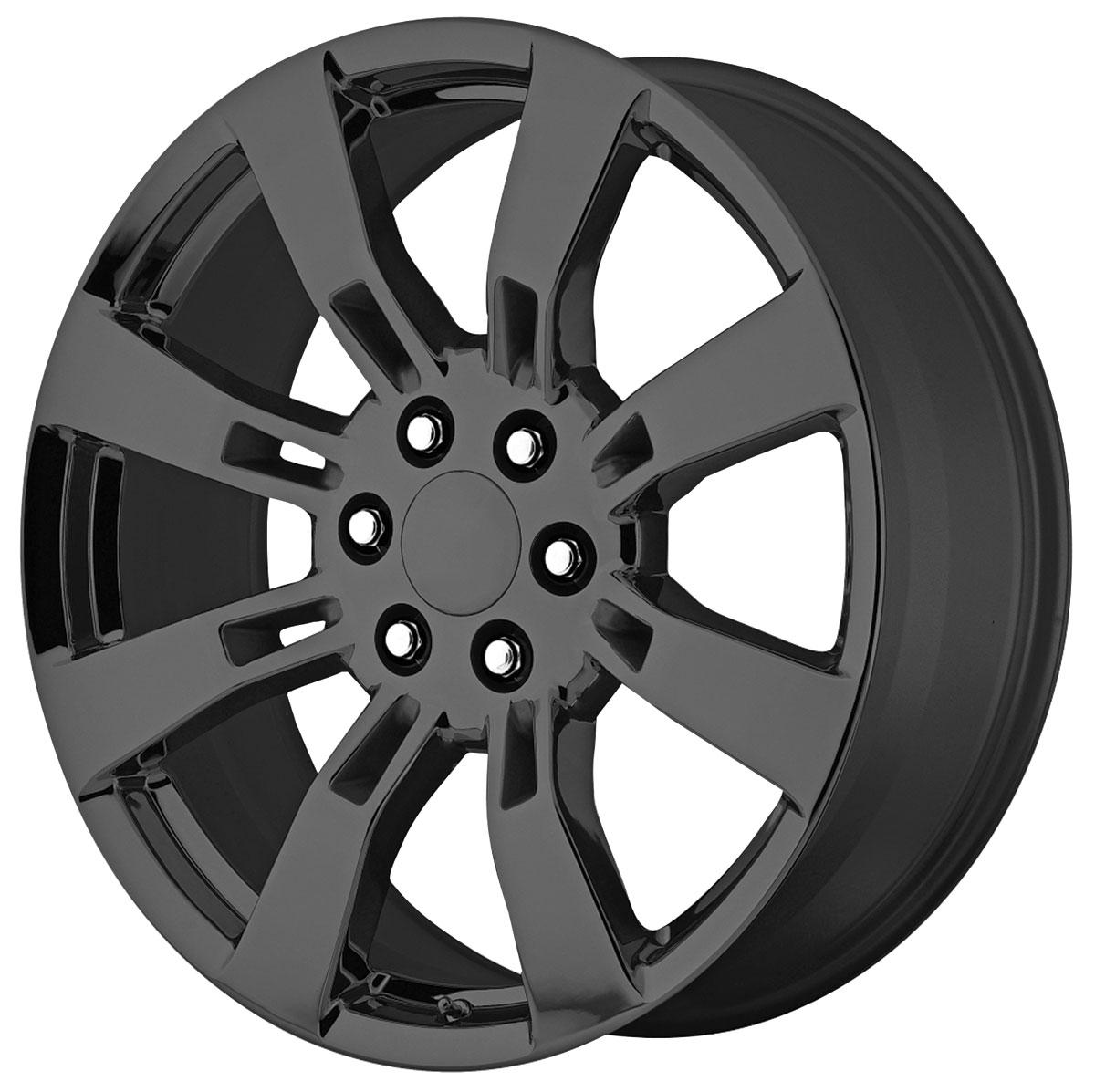 Wheel, OE Creations, PR144, 1999-2019 Escalade, 24X10