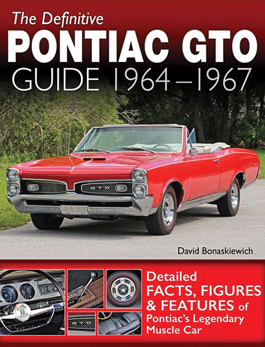 Book, The Definitive Pontiac GTO Guide 1964-67