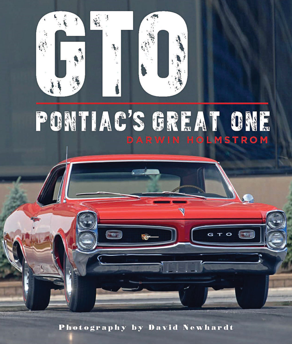 Book, GTO, Pontiac's Great One