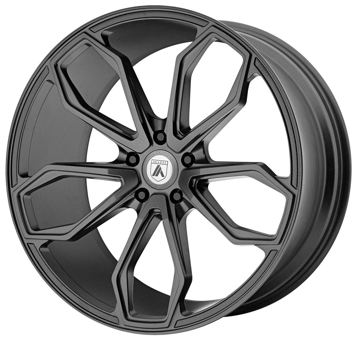 Wheel, Asanti Black, ABL-19 Athena, 2019 CAD, 20x8.5