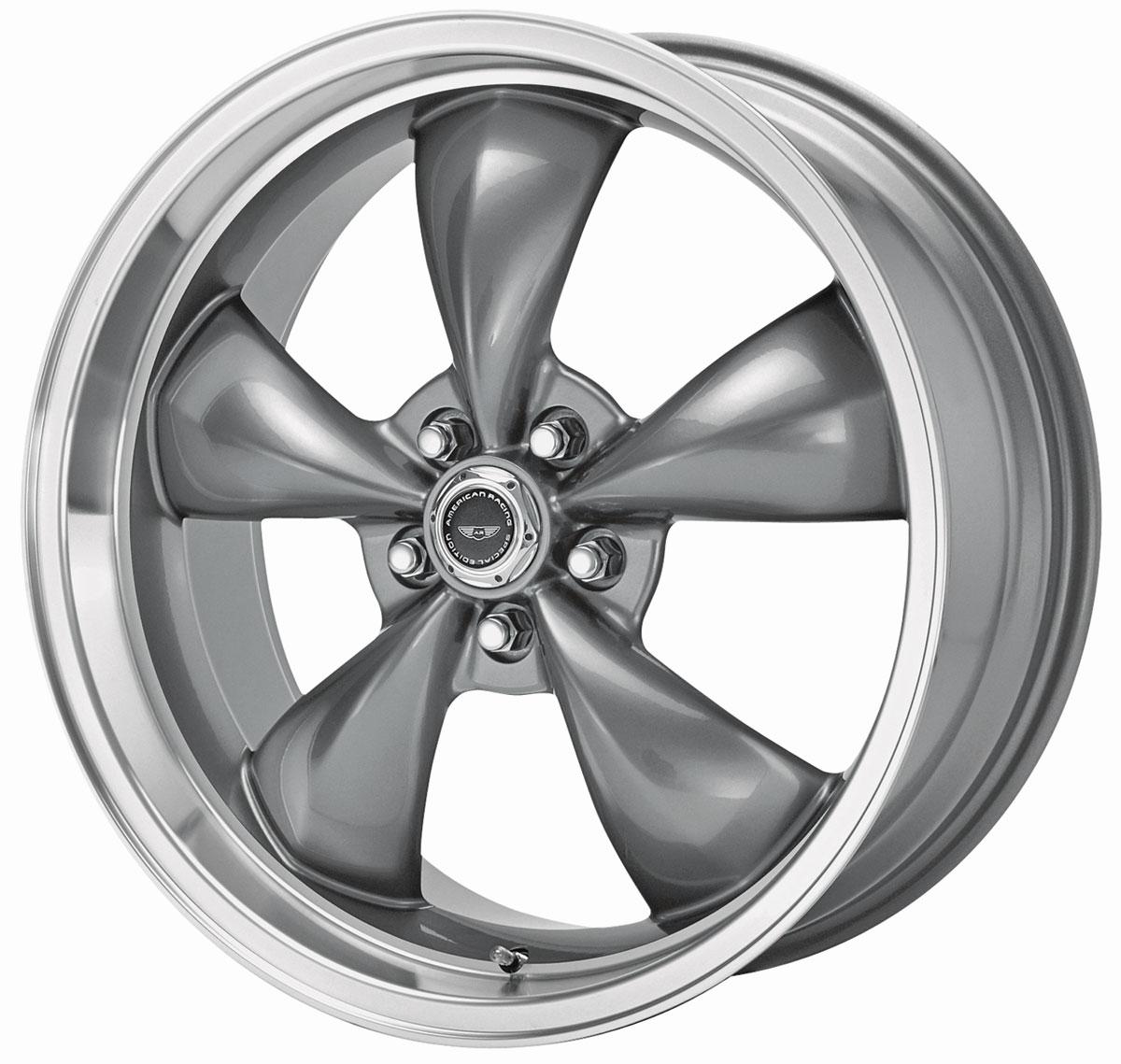 Wheel, American Racing, AR105 Torq Thrust M, 2003-2019 CAD, 17x7.5