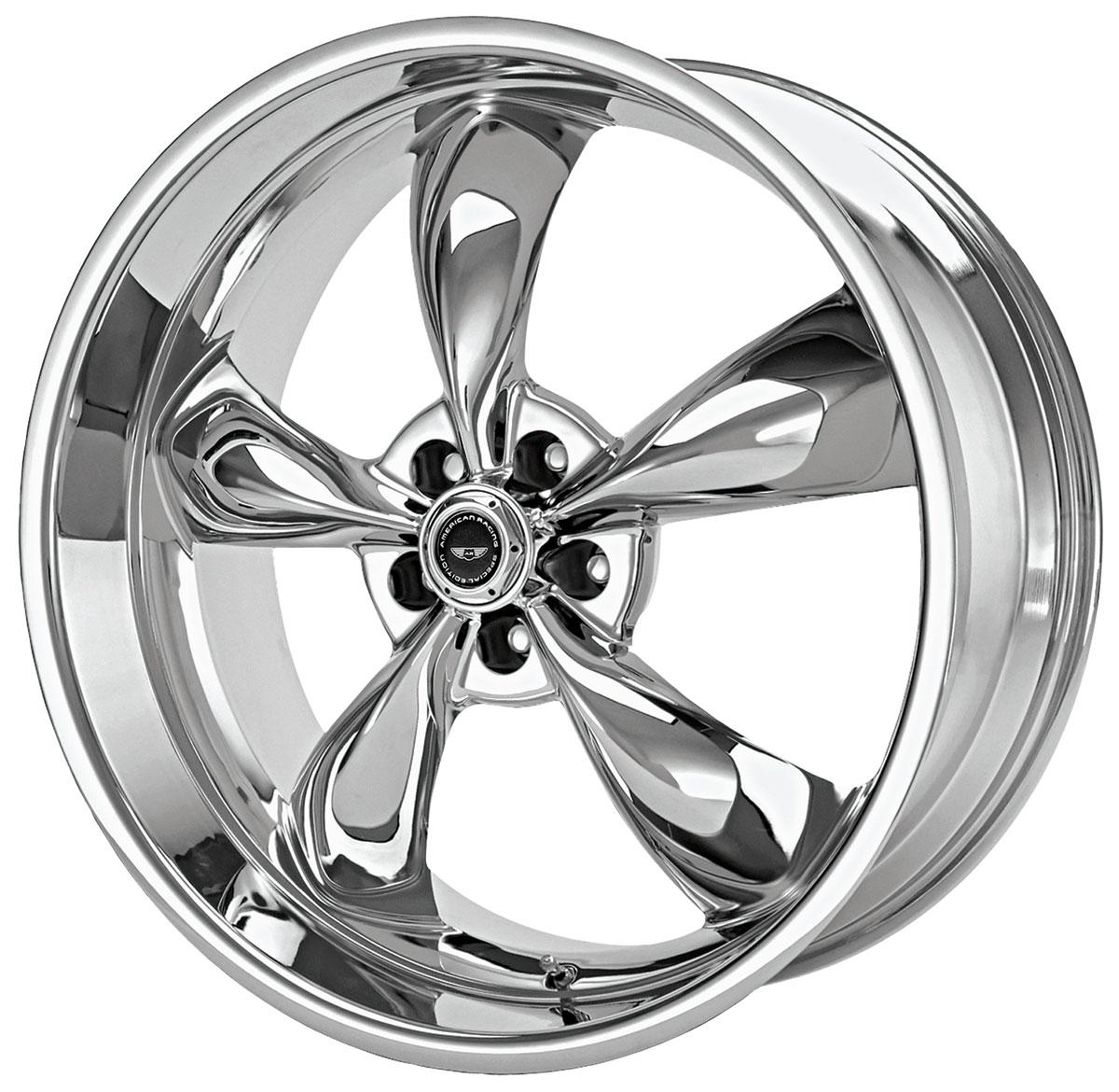 Wheel, American Racing, AR605 Torq Thrust M, 2003-2019 CAD, 17x7.5