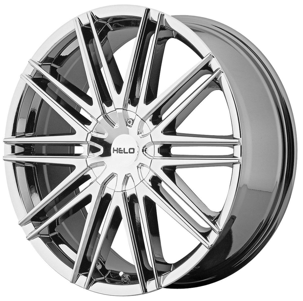 Wheel, Helo, HE880, 2003-2019 CAD, 18x8