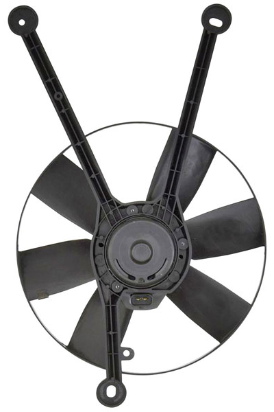 Condenser Fan, Assembly, 1991-93 Cadillac DeVille/Fleetwood/60 Special