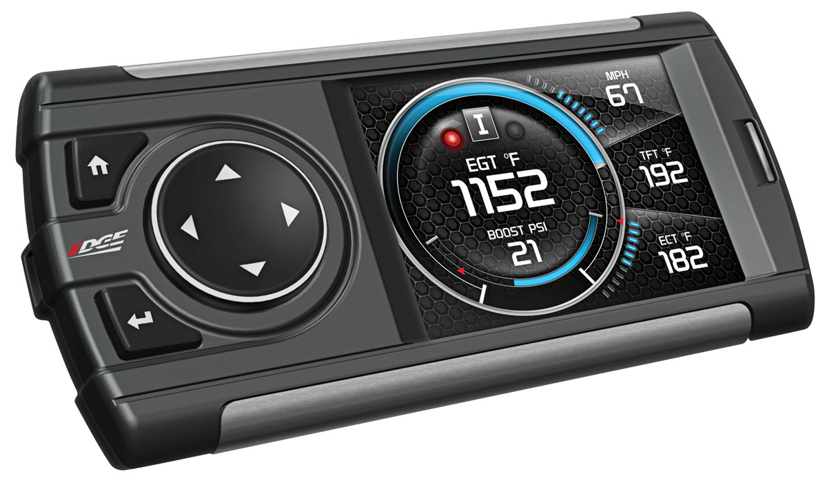 Engine Monitor, Edge Insight CS2