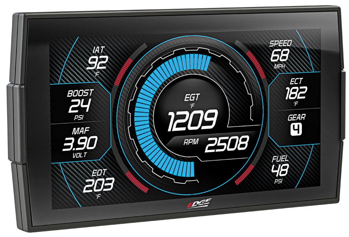 Engine Monitor, Edge Insight CTS2,