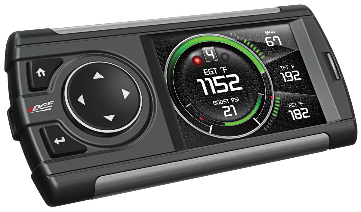 Engine Monitor, Edge Evolution CS2