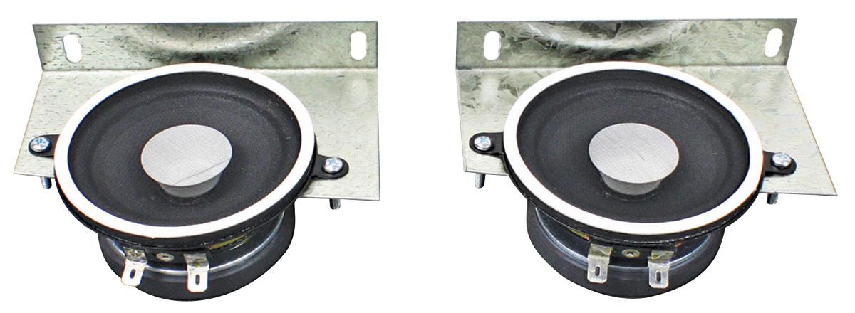 Speaker, Standard Stereo Dash, 1970-72 Chevelle/El Camino