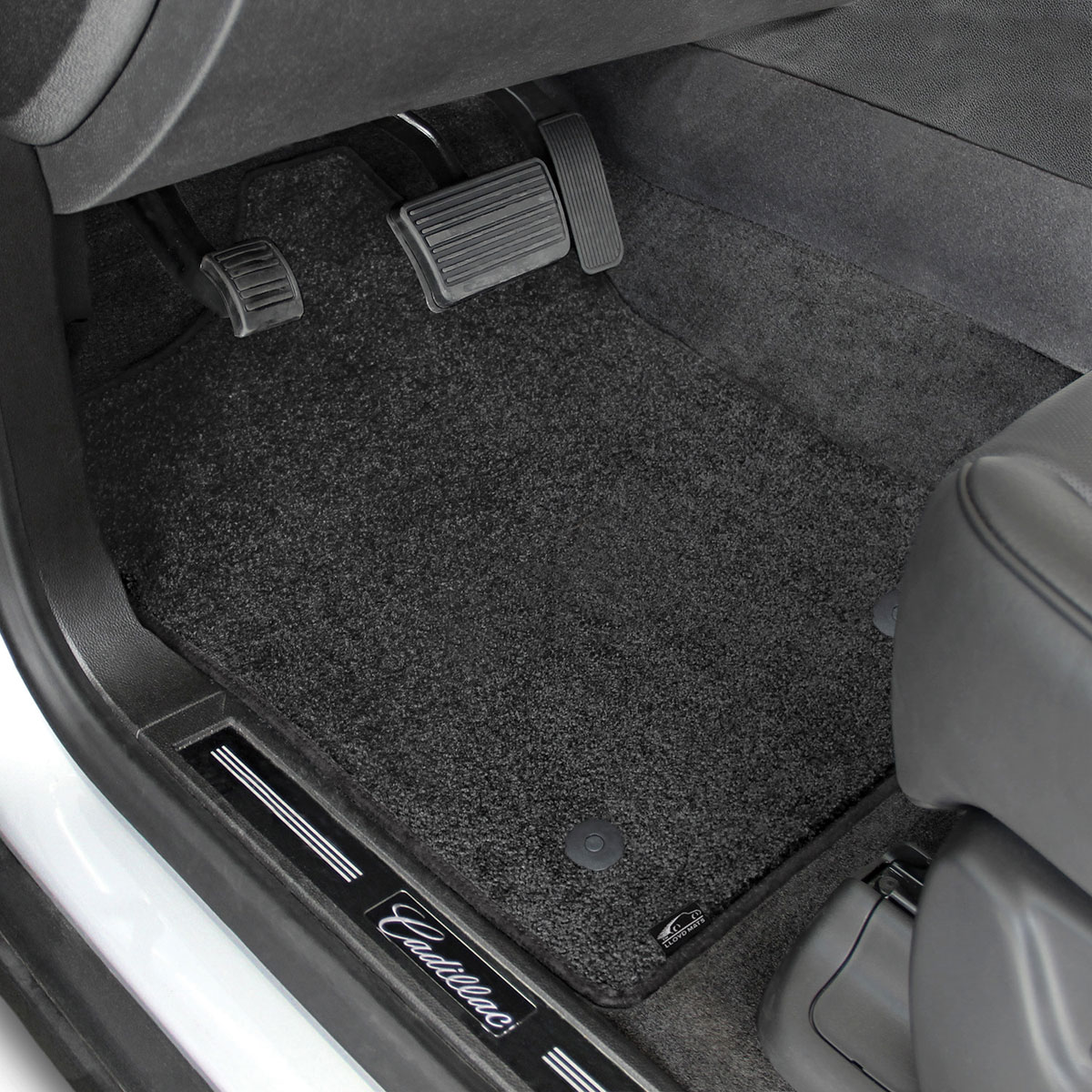 Floor Mats, Lloyd, 2017-19 ATS Coupe, 4-Piece, Luxe