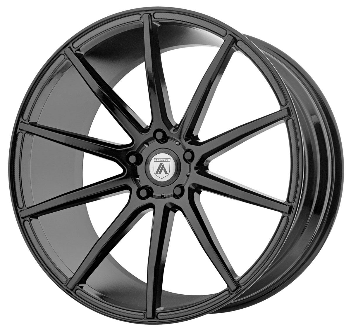 Wheel, Asanti Black, ARIES, 2016-19 CTS/CTS-V, 22x9