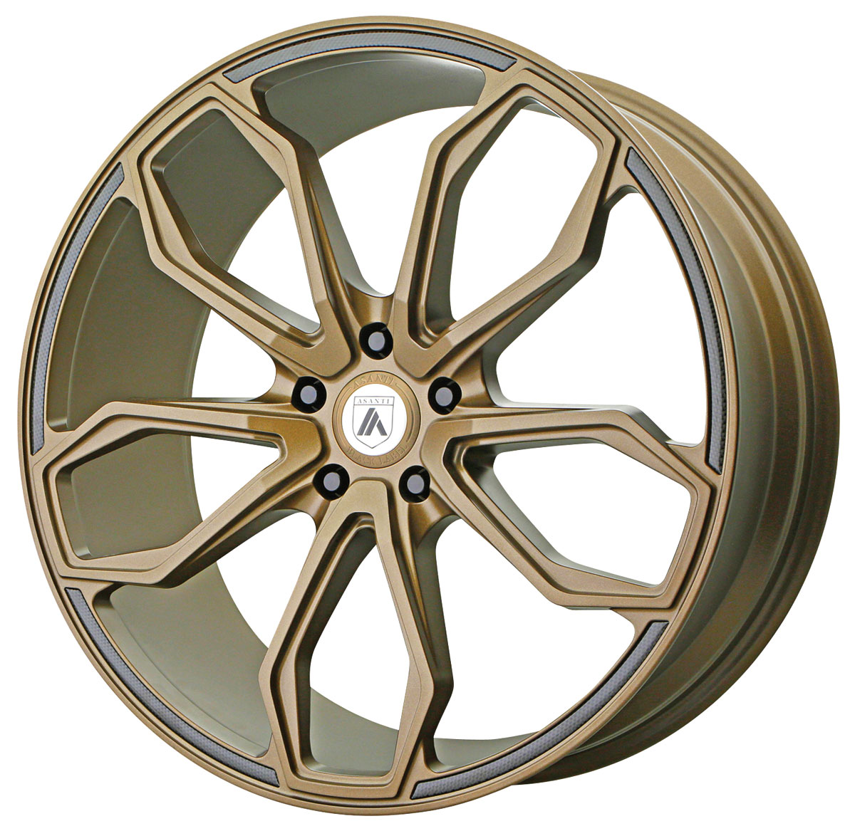 Wheel, Asanti Black, ATHENA, 2016-19 CTS/CTS-V, 22x9