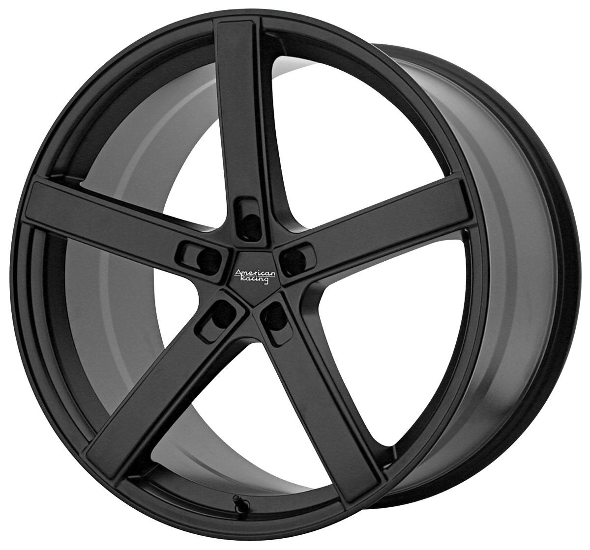 Wheel, American Racing, BLOCKHEAD, 2016-19 CTS/CTS-V, 20x9