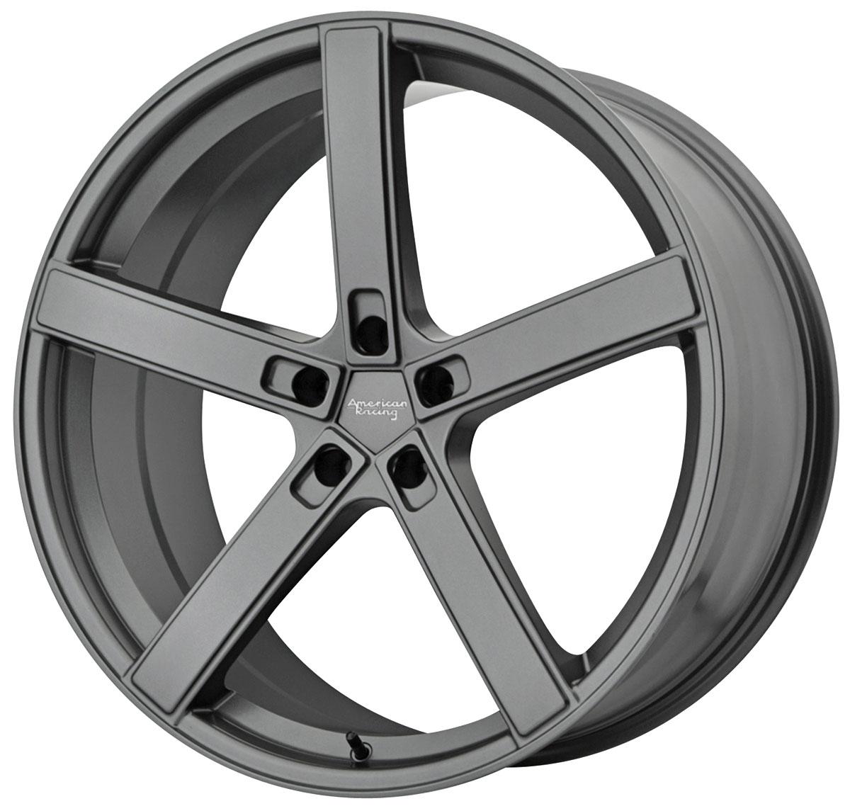Wheel, American Racing, BLOCKHEAD, 2016-19 CTS/CTS-V, 22x9