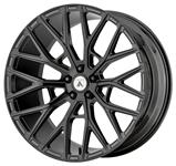 Wheel, Asanti Black, LEO, 2009-19 CTS/CTS-V, 20x9