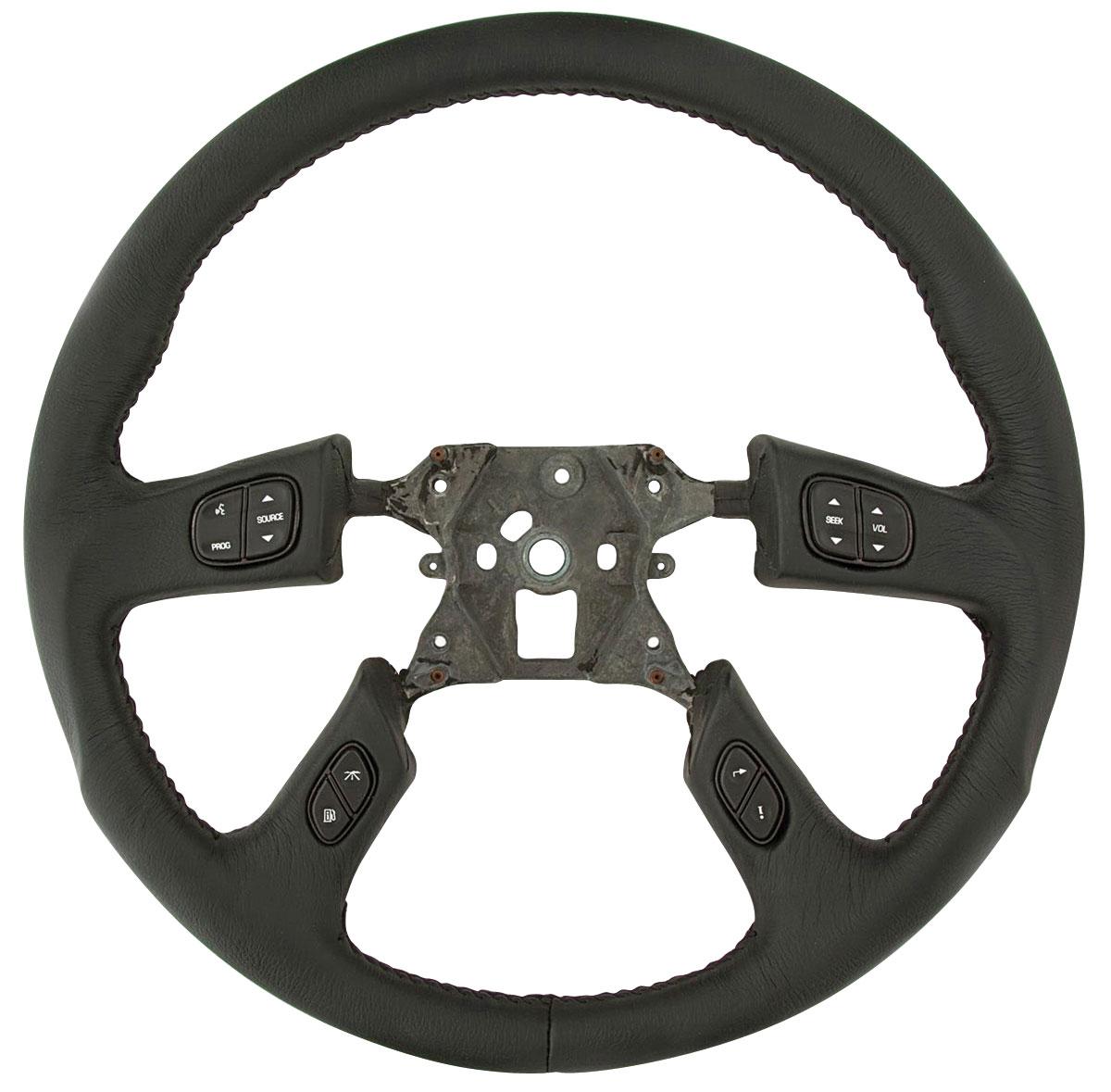 Steering Wheel, 2003-2006 Cadillac Escalade