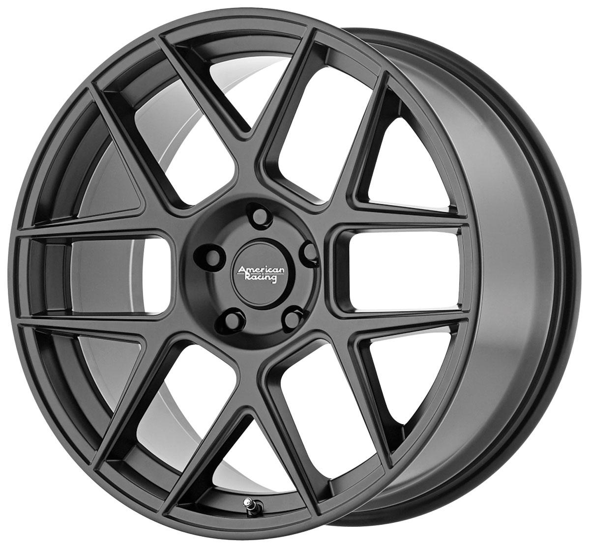 Wheel, American Racing, APEX, 2016-19 CTS/CTS-V, 20x9