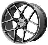 Wheel, American Racing, CROSSFIRE, 2016-19 CTS/CTS-V, 20x9