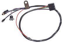 Wiring Harness, Console, 1965 Bonn/Cat/GP, Manual Transmission